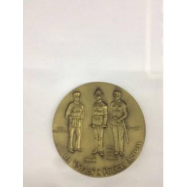 Medalha da policia