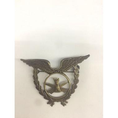 Emblema de metal da força aérea [modelo 6]