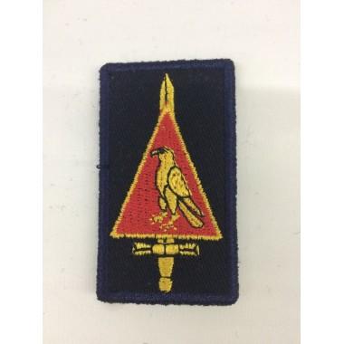 Emblema da GIPS bordado