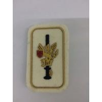 Emblema de velcro do curso MOP-infantaria