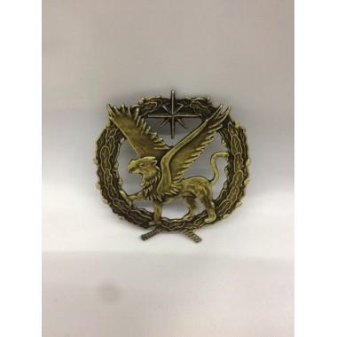 Emblema de metal  [dragão]