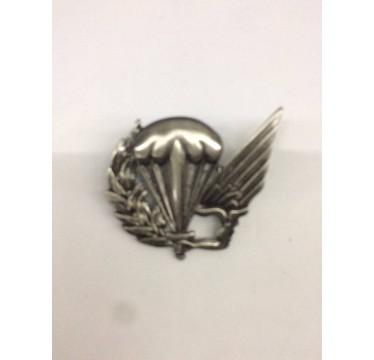 Emblema de pára-quedista de boina de metal