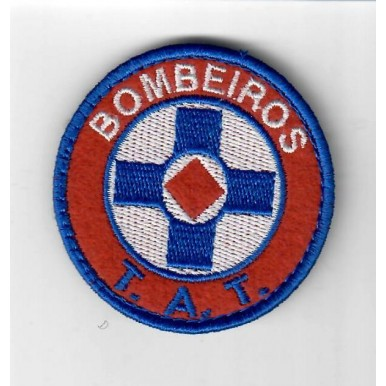 51 EMBLEMAS  BORDADOS BOMBEIROS  T.A.T