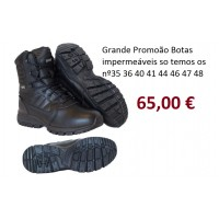 Botas Magnum LYNX 8.0 Leather WP (Black)