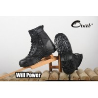 botas WILL POWER 103 zip taticas