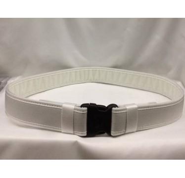 Cinturão da vega em branco