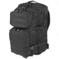 MIL-TEC Level I Assault Pack Black
