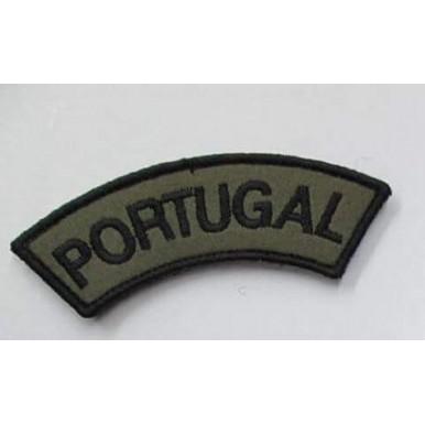 MEIA LUA BORDADA PORTUGAL