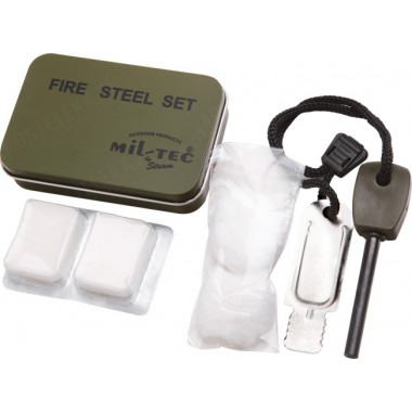 kit de pedra magnésio