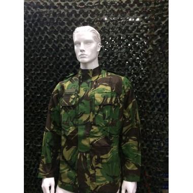 Dólman do exército camuflado ripstop