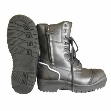 Botas Magnum Pro Double Zip Black
