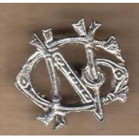 EMBLEM METAL GUARD NIGHT FOR BERET