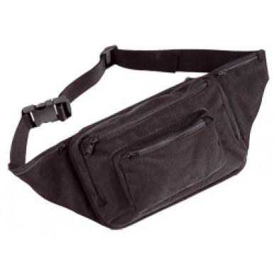 bolsa de cintura Cordura com coldre