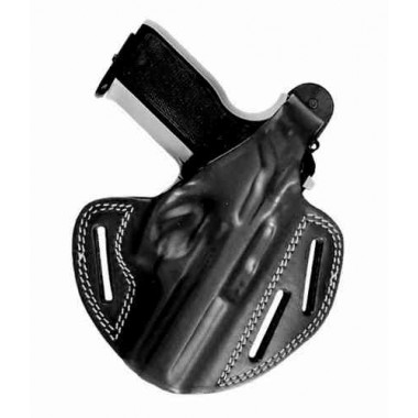 coldre de couro de liberação rápida para glock