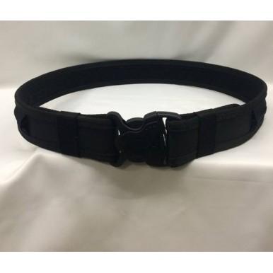Cinturão de precinta com encaixe para por as braçadeiras de algema da bentex