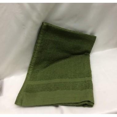 Toalha turca do exército verde