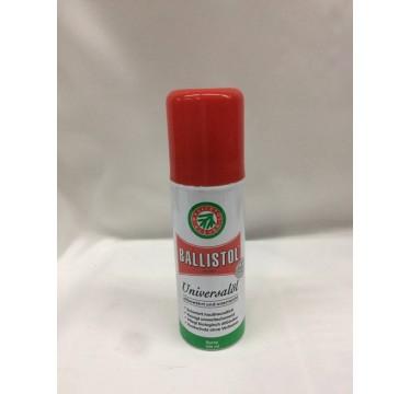 Ballistol para limpeza de armas