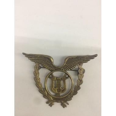 Emblema de metal da força aérea [modelo 8]