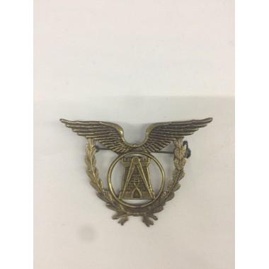 Emblema de metal da força aérea [modelo 9]