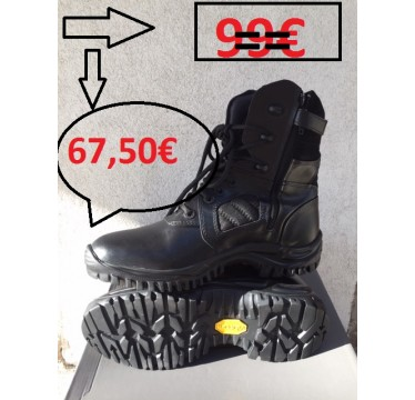 botas more now zip VIBRAM